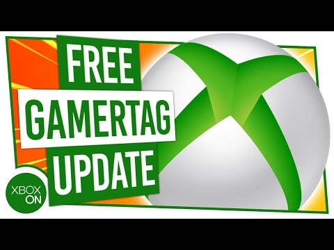 how-to-change-your-xbox-gamertag-for-free-|-brand-new-gamertag-update!