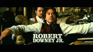 Шерлок Холмс.  Игра теней (2011) Фильм. Трейлер HD