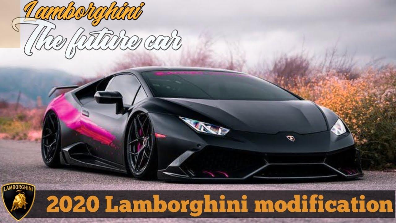 2021 Lamborghini the future car modification huracan ...
