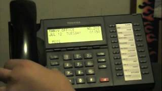 Toshiba Phone System Paging