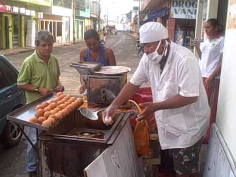 Making Buñuelos in Colombia
