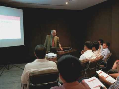 Rutgers Business School Asia Pacific (Singapore) Executive Seminar Series Prof. Castelino 1/2