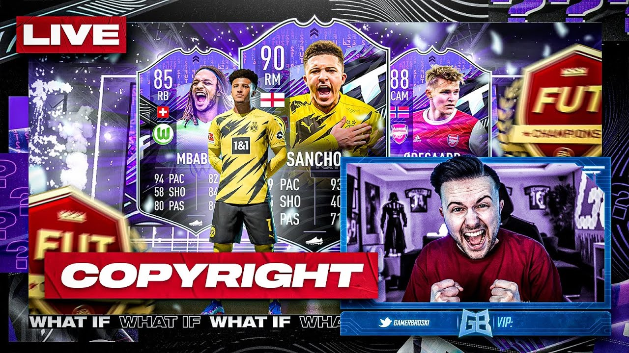 FIFA 21: WHAT IF Packs + WL ENDSPURT 🔥 Copyright Sunday ⭐️