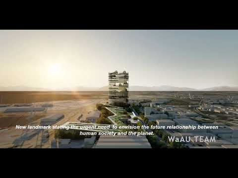 Center Business District-West Waterfront-Thessaloniki