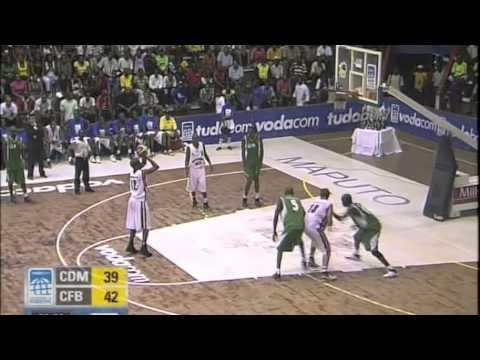 Ferroviario da Beira vs. Maxaquenne de Maputo Mozambique Vodacom Championship