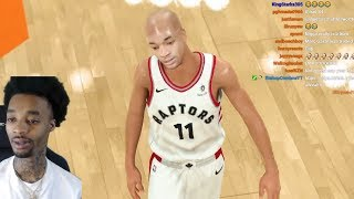 WENT BALD WITH MY 99 ALL HOF BADGES SHORT DRIBBLE GOD BUILD IN NBA 2K20... (BEST IDEA EVER!)