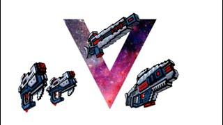 VODKA: Pixel Gun 3D Project Guns Review / Gameplay
