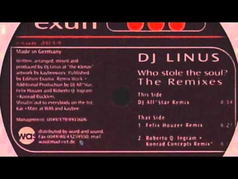 Who Stole The soul Remixes - Roberto Q Ingram Tech House Rmx