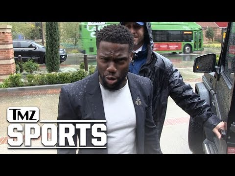 Kevin Hart Says He Tried To Recruit LeBron And Got Rejected  TMZ Sports