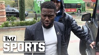 Kevin Hart Says He Tried To Recruit LeBron And Got Rejected | TMZ Sports