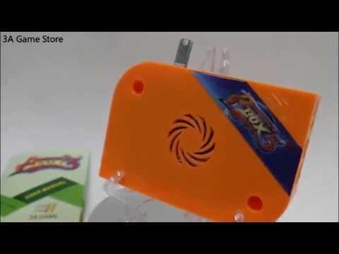 Pandora Box 5 960 in 1 Arcade Version Orange