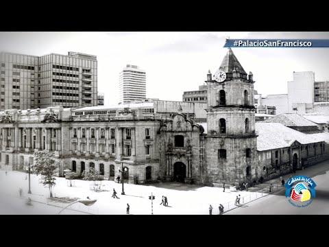 Especial Palacio San Francisco - Primera Sede de la Gobernación de Cundinamarca