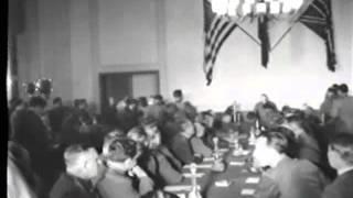 Акт о капитуляции 1945.Хроники(Акт о капитуляции Германии., 2013-12-23T15:39:42.000Z)