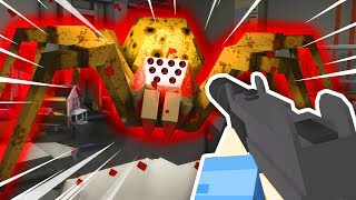 MASSIVE ZOMBIE SPIDER ATTACK (The Walking Zombie: Dead City Funny Gameplay)