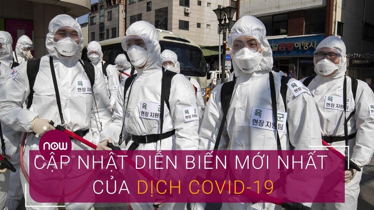 [BẢN TIN ĐẶC BIỆT] Cập nhật diễn biến mới nhất của dịch Covid-19   VTC Now