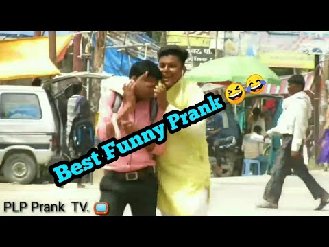 Best Funny Prank 😂😃😂 (PLP Prank TV 📺)
