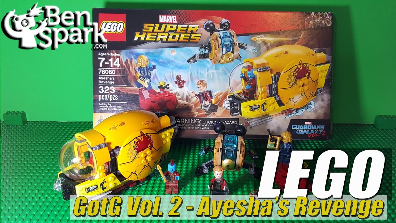 Marvel LEGO Super Heroes - Guardians of the Galaxy Vol  2
