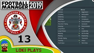 Football Manager 2019 - Episode 13 - Summer Time - The Stanley Parable - FM19