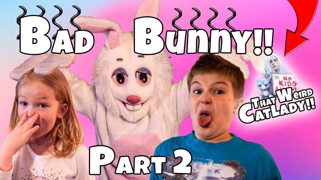 Bad Bunny (Haunted Holidays (Short Stories))