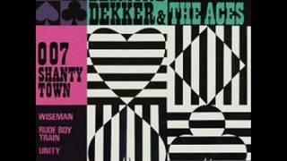 THE BODYSNATCHERS VS DEMOND DEKKER & THE ACES (007 SHANTY TOWN)