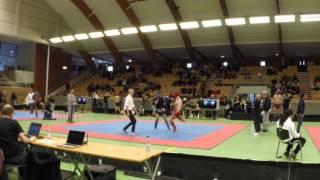 Sarwan Salman vs. Daniel Kafle -82 kg | 9 April - AllStyle Open 2016