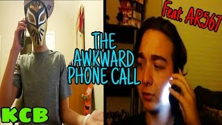 An Awkward Phone Call with Vinny (AwesomenessReborn567)