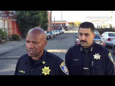 On going efforts to reduce gun violence in #oakland , Capt. Ersie ...