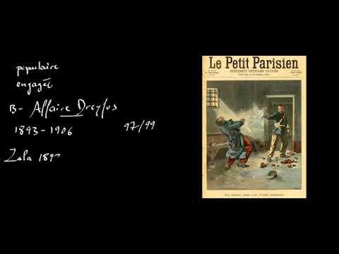 Médias, opinion publique et crises politiques en France depuis l'Affaire Dreyfus