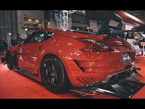 TURBO NISSAN 370Z (BEST OF)