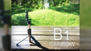 Rainbow B1 藍芽自拍腳架 Rainbow彩虹全球Rainbow行動電源 小R