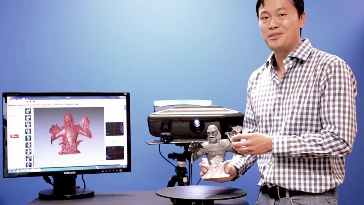 r3x scanner