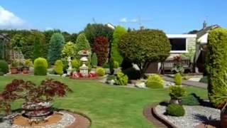 видео Стили ландшафтного дизайна сада. Ландшафтные стили