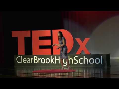 Why I No Longer Have Shame to Bury | Fizza Dhanani | TEDxClearBrookHighSchool