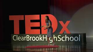 Why I No Longer Have Shame to Bury | Fizza Dhanani | TEDxClearBrookHighSchool