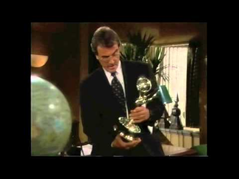 ERIC BRAEDEN  WINS DAYTIME EMMY YOUNG AND RESTLESS KRISTOFF ST JOHN