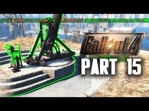 Fallout 4 Walkthrough Part 15 - OLD GUNS PC Gameplay 60FPS