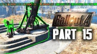 Fallout 4 Walkthrough Part 15 - OLD GUNS (PC Gameplay 60FPS)