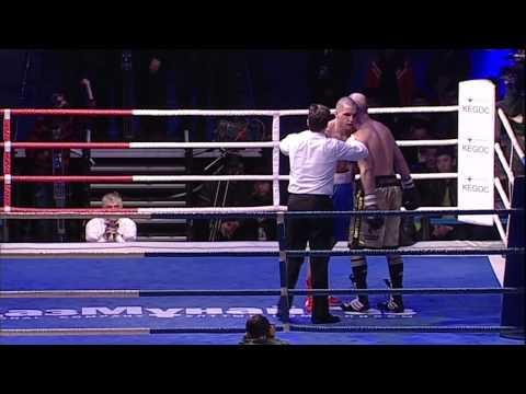 Ehsan ROUZBAHANI vs. Serge MICHEL - Week 10 - WSB Season 3
