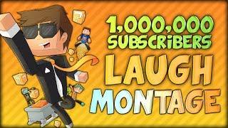 1 000 000 SPECIAL - LAUGH MONTAGE (Bodil40 Laugh, T-Shirt Shop)