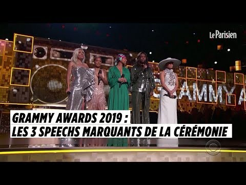 Michelle Obama, Lady Gaga, Drake : retour sur les discours marquants des Grammy Awards