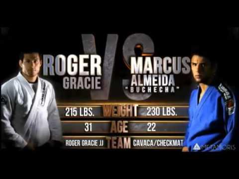 Marcus Almeida Vs Roger Gracie