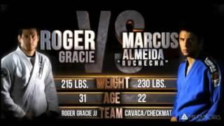 Roger Gracie  vs  Marcus  Buchecha