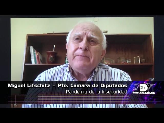 (Adelanto) Miguel Lifschitz, ex gobernador de la provincia de Santa Fe - Ciudadanos 01 11 2020