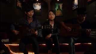 Lắng nghe mùa xuân về- Acoustic cover (1 buổi offline đón tết của clb guitar Hà Nam)