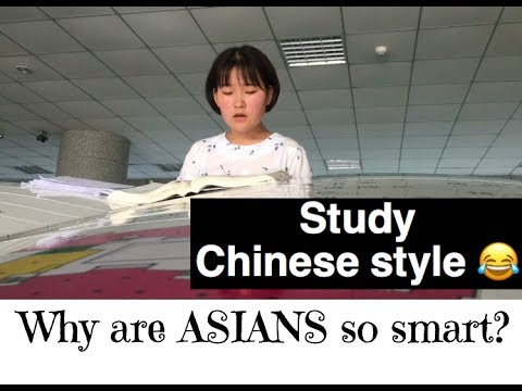 how chinese students in study why are asians so smart  how chinese students in study why are asians so smart asian study habits