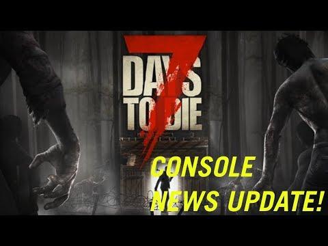 7 Days To Die Console News Update