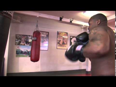 CHARGERS: Mike Tolbert is a beast in the boxing ring (2011)