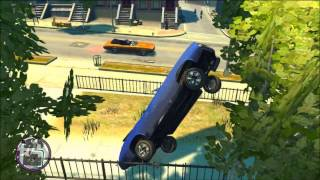 Grand theft auto 4 swing glitch HD