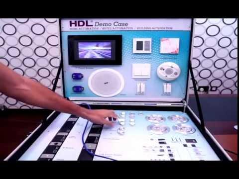 HDL Bus Pro Relay Module Programming