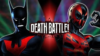 Batman Beyond VS Spider-Man 2099 (DC VS Marvel) | DEATH BATTLE! thumbnail